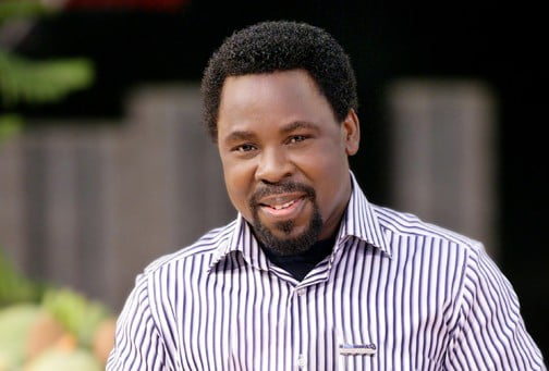 How late Ghanaian President planned to meet TB Joshua in Nigeria day he died