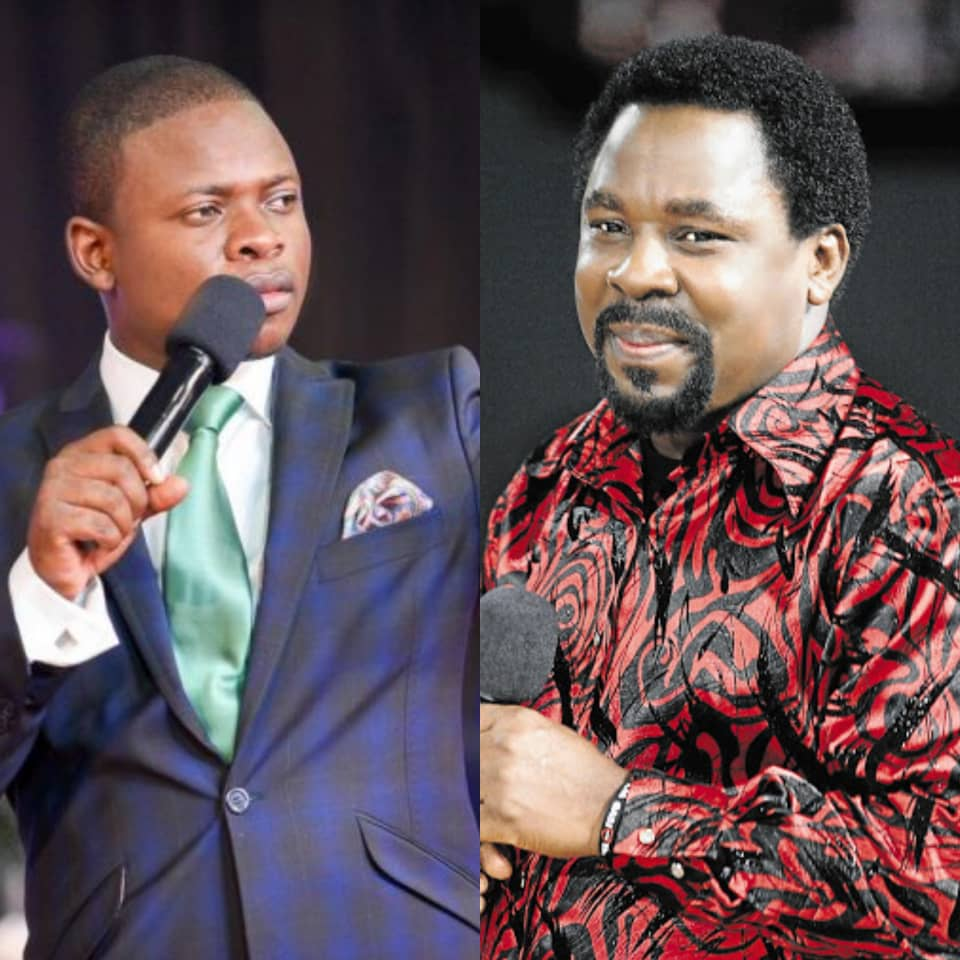 He is not dead but resting — Malawian pastor declares moment of silence for TB Joshua