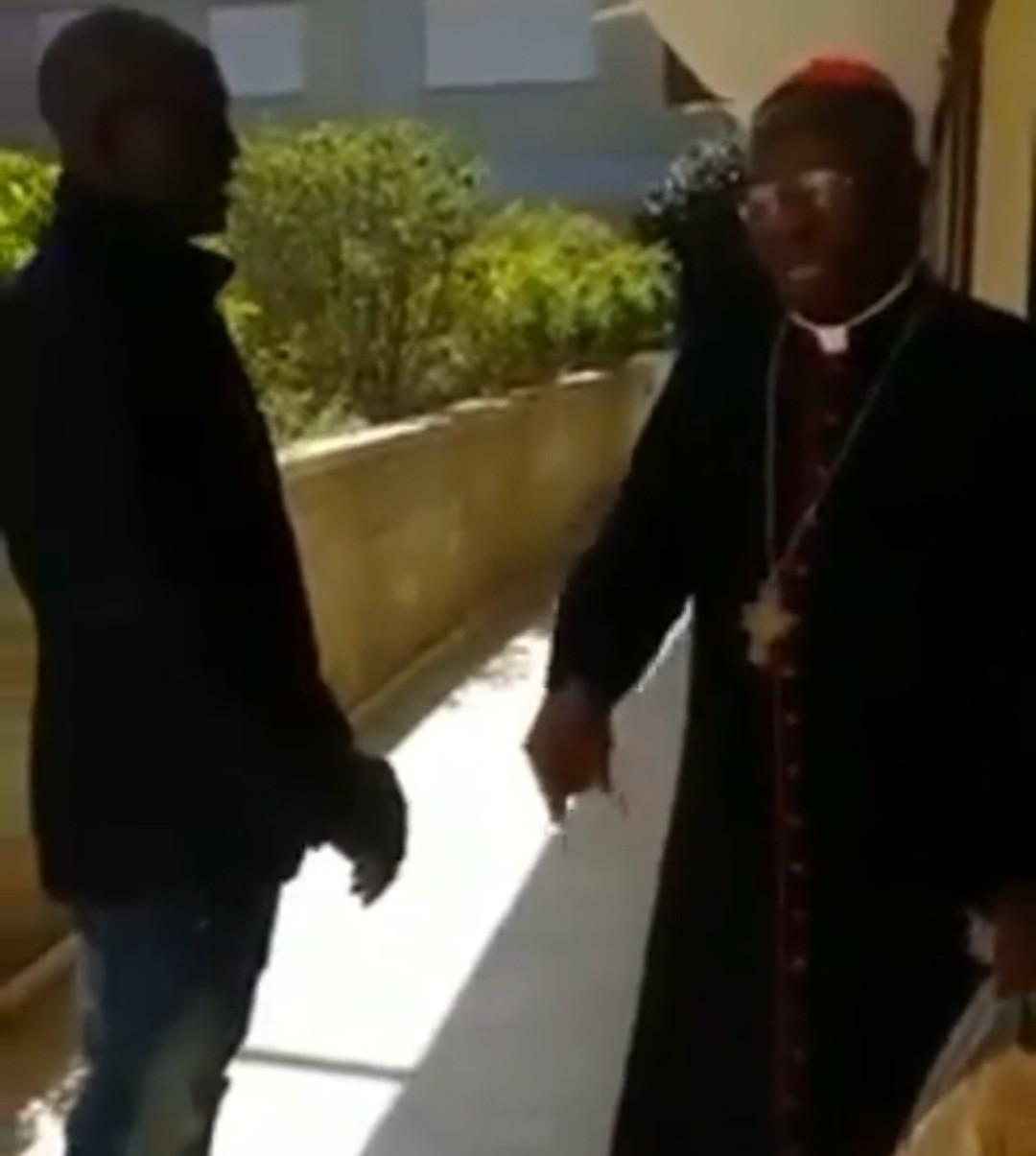 VIDEO: Not mandate Christ gave to Bishops — Cardinal Arinze kicks against Biafra agitation