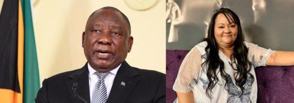 Mzansi reacts to Ramaphosa's tribute to Shaleen Surtie-Richards