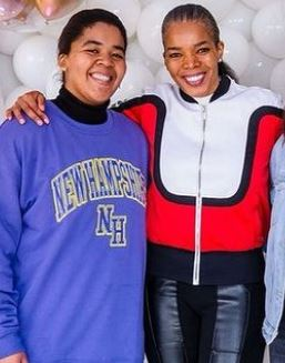 Connie Ferguson writes beautiful message to daughter, Alicia as she turns 19